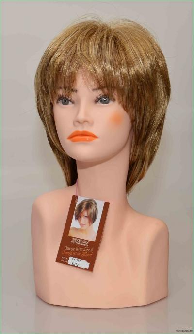 Паик E-317. Удлинённая причёска